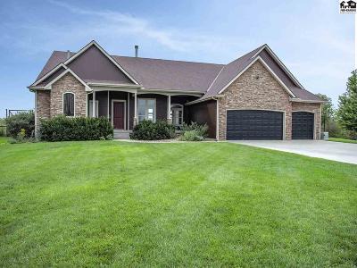 Hutchinson Single Family Home For Sale: 4711 E 56th Ave