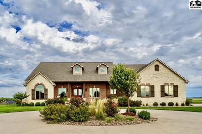McPherson County Single Family Home For Sale: 600 Brome Grass Circle