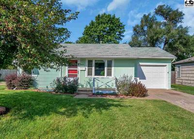 Reno County Single Family Home For Sale: 1809 N Tyler St.