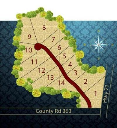 Andrew County Residential Lots & Land For Sale: Lot 3 Bristol Ridge Lane