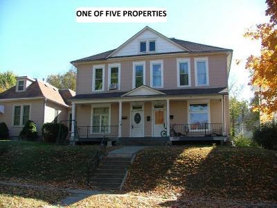 St Joseph Multi Family Home For Sale: 2720 Lafayette Street