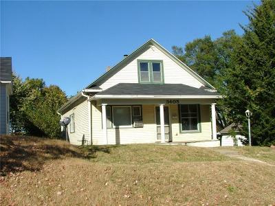 St Joseph Single Family Home For Sale: 3405 Lafayette Street