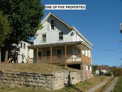 St Joseph Multi Family Home For Sale: 1017 N 19th Street