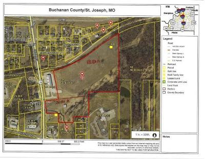 Buchanan County Residential Lots & Land For Sale: 2514 S Belt Highway