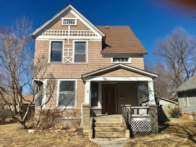 Brown County Single Family Home For Sale: 606 Hiawatha Avenue