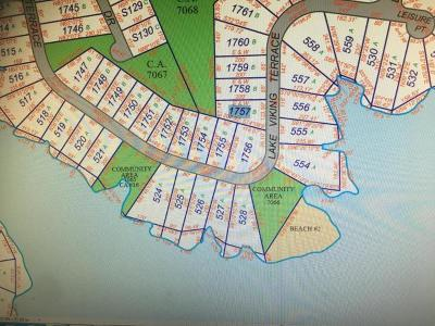 Daviess County Residential Lots & Land For Sale: Lot 17 Lake Viking Terrace