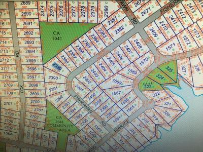 Daviess County Residential Lots & Land For Sale: Lot # Fisherman Road