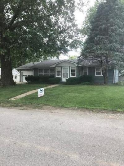 Doniphan County Single Family Home For Sale: 406 N 6th Street