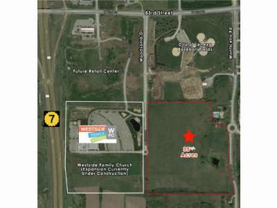 Johnson-KS County, Miami County Residential Lots & Land For Sale: K-7 & 83rd Street