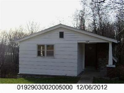 Kansas City KS Single Family Home For Sale: $7,500