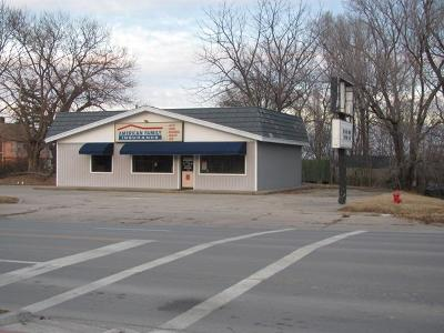 Leavenworth Commercial For Sale: 619 S 4th Street