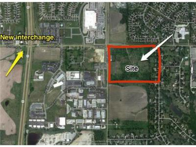 Johnson-KS County, Miami County Residential Lots & Land For Sale: 16073 Metcalf Avenue
