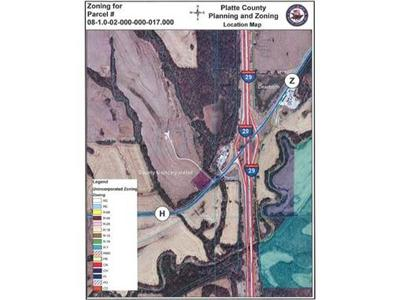 Platte County Residential Lots & Land For Sale: I-29 And H Highway