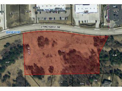 Residential Lots & Land For Sale: C-2 Pinehurst Drive