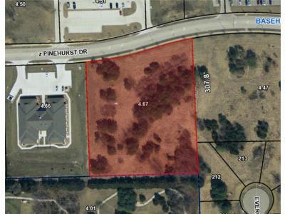 Residential Lots & Land For Sale: Lt C-1 Pinehurst Drive