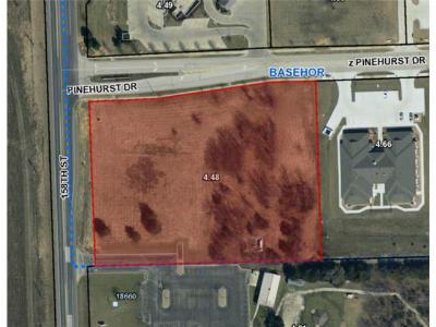 Residential Lots & Land For Sale: C-1 Pinehurst Drive