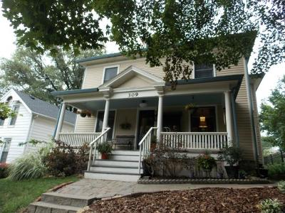 Single Family Home Sold: 309 Santa Fe Street