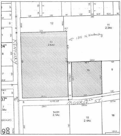 Allen County Residential Lots & Land For Sale: 135 N Kentucky Street