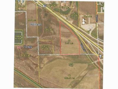 Doniphan County Residential Lots & Land For Sale: 00000 36 Highway