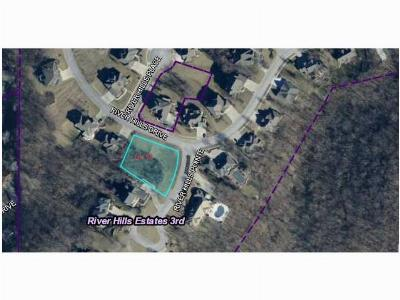 Platte County Residential Lots & Land Show For Backups: Lot 90 River View Ct