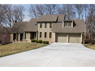 Single Family Home Sold: 15430 Overbrook Lane