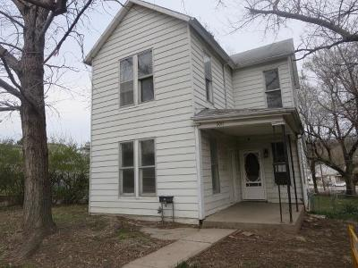 Single Family Home Sold: 3011 N 10th Street