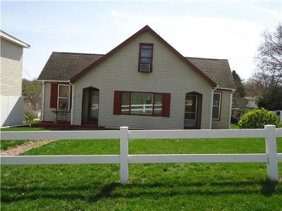 Atchison KS Single Family Home For Sale: $66,000