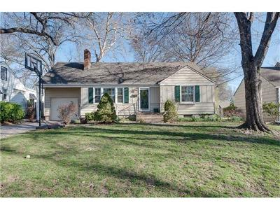 Single Family Home Sold: 4522 W 69th Terrace