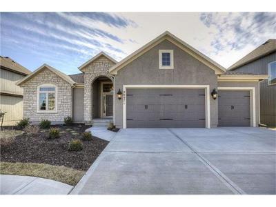 Shawnee Single Family Home For Sale: 6805 Millbrook Street