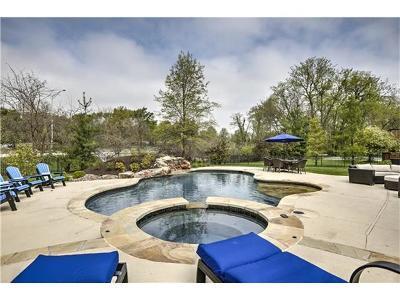 Overland Park Single Family Home Sold: 14536 Mastin Street