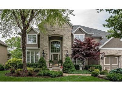 Overland Park Single Family Home Sold: 14943 Outlook Lane