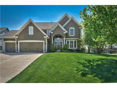 Overland Park Single Family Home Sold: 15509 Pawnee Street
