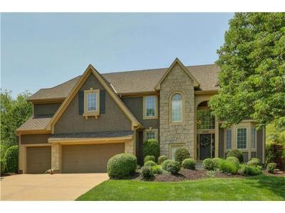 Overland Park Single Family Home Sold: 14002 Bond Street