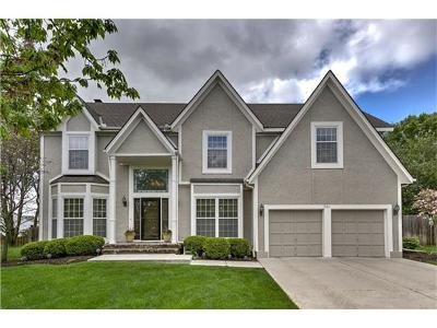 Overland Park Single Family Home Sold: 10411 W 131st Terrace