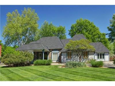 Overland Park Single Family Home Sold: 9731 Briar Drive