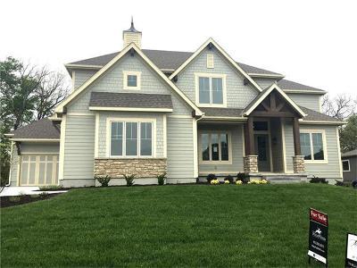 Overland Park Single Family Home Sold: 16424 Rosehill Street