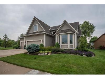 Overland Park Single Family Home Sold: 4912 W 162nd Street