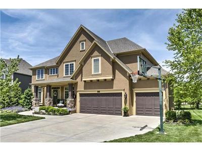 Overland Park Single Family Home Sold: 15528 Benson Street