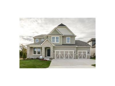 Overland Park Single Family Home Sold: 16237 Wedd Street