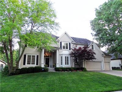 Overland Park Single Family Home Sold: 10764 Larsen Street