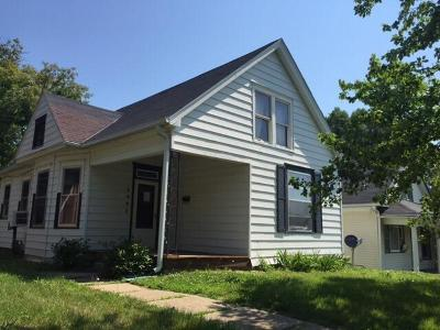 Single Family Home Sold: 3403 Lafayette Street