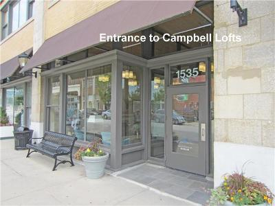 Condo/Townhouse Sold: 1535 Walnut Street #205