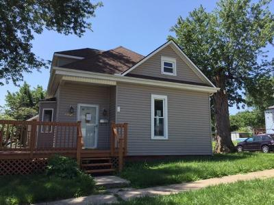 Single Family Home Sold: 1102 Logan Street