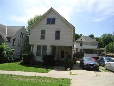 Atchison Single Family Home For Sale: 621 N 4th Street