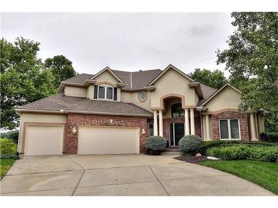 Parkville Single Family Home For Sale: 6515 Troon Circle