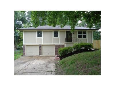 Blue Springs MO Single Family Home Sold: $134,900