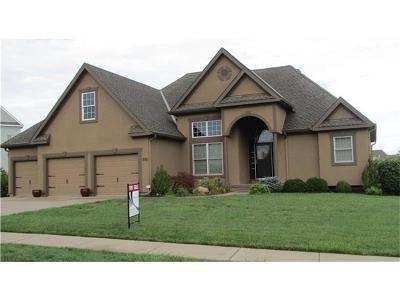 Platte City MO Single Family Home Sold: $369,900