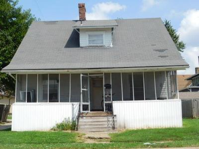 Warrensburg Multi Family Home For Sale: 305 N College Avenue