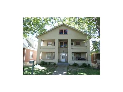 Multi Family Home Sold: 1104 Kansas Avenue