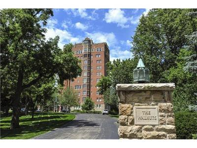 Kansas City Condo/Townhouse For Sale: 5049 Wornall Road #3B